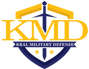 Kral Military Defense logo